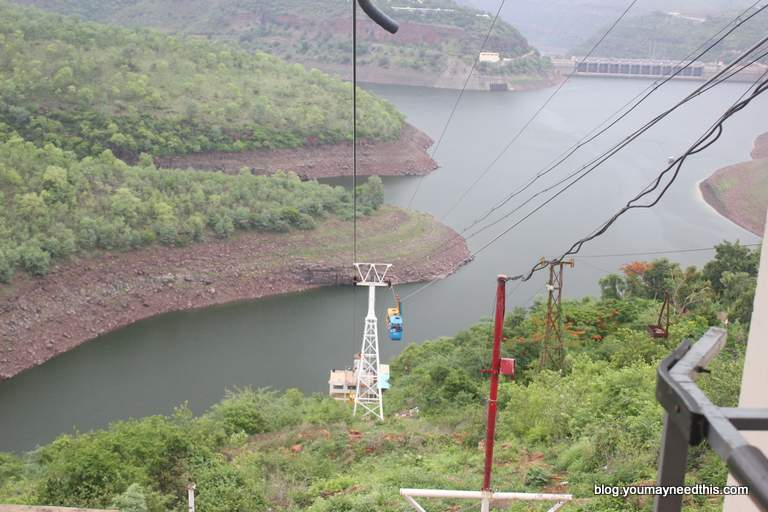 Image result for Srisailam ropeway